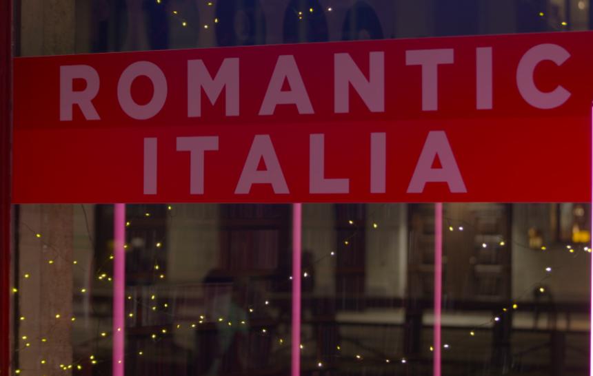 """SU SKY ARTE ARRIVA """"ROMANTIC ITALIA"""""""