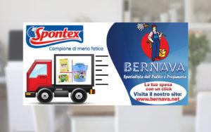 BERNAVA E SPONTEX: UN BINOMIO VINCENTE
