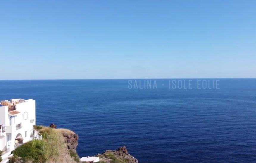 SALINA: TRA IL MARE E LA MAGIA DELLE EOLIE – VIDEO