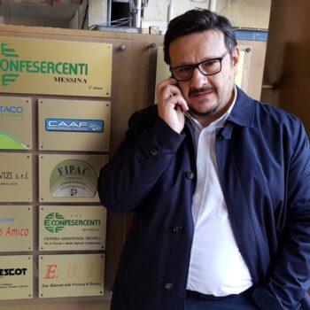 """""""LE IMPRESE MESSINESI COME MORTI CHE CAMMINANO"""". L'ANALISI DEL PRESIDENTE DI CONFESERCENTI ALBERTO PALELLA"""