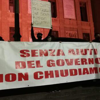 STASERA PER PROTESTA ATTIVITA' APERTE FINO ALLE 23.
