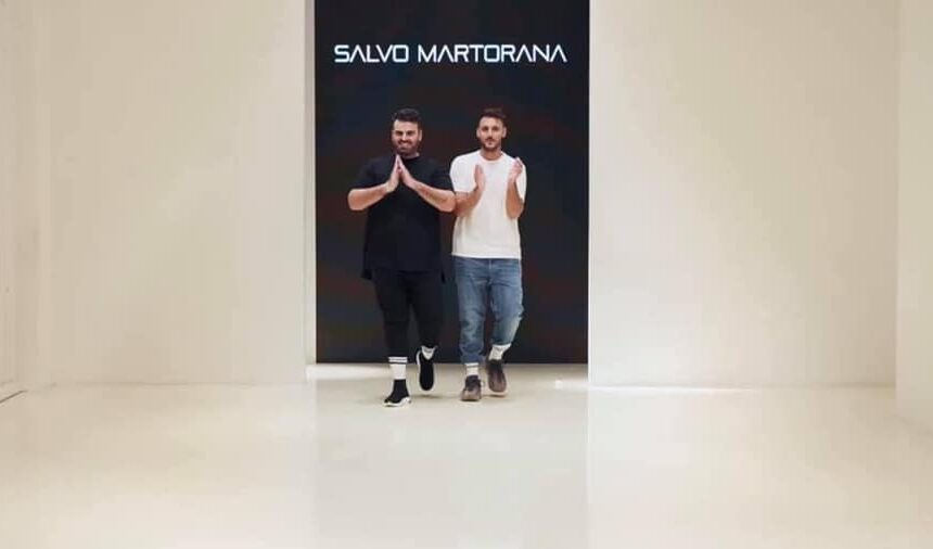 "LO STILISTA SALVO MARTORANA PRESENTA ""FROM ITALY TO DUBAI"""
