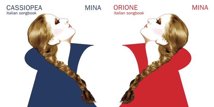 "L' ITALIAN SONGBOOK"" DI MINA"