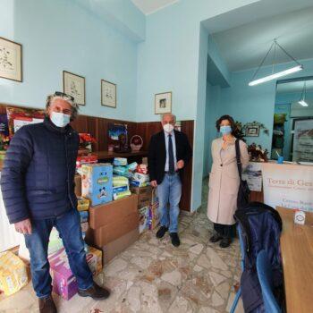 SACCNE RETE IN SOSTEGNO DEL  CENTRO MEDICO BUON PASTORE