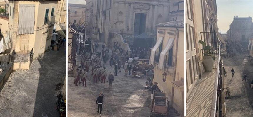 LA SICILIA DIVENTA SET CINEMATOGRAFICO PER LE RIPRESE DI CYRANO
