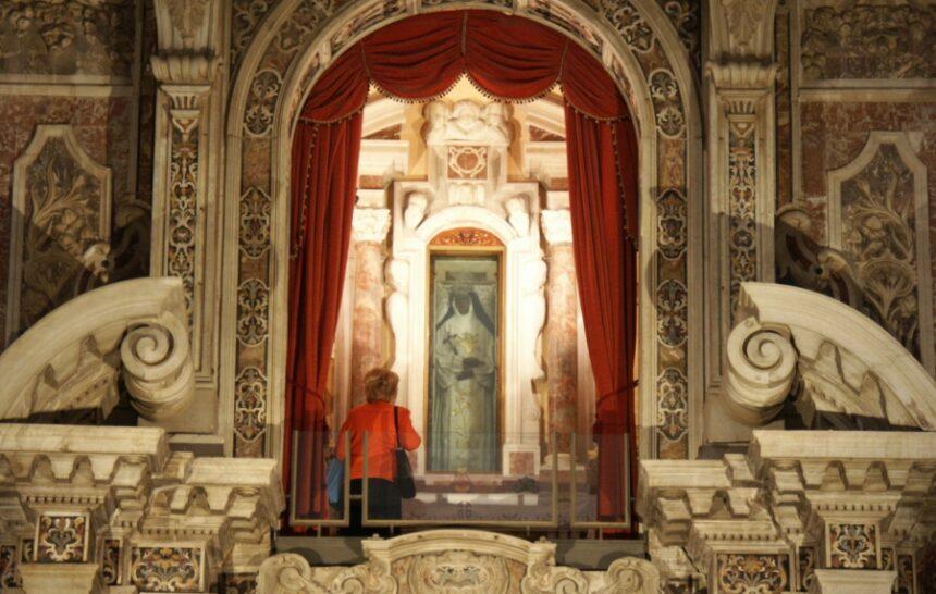 SANT'EUSTOCHIA: LA SPOSA DEL CROCIFISSO