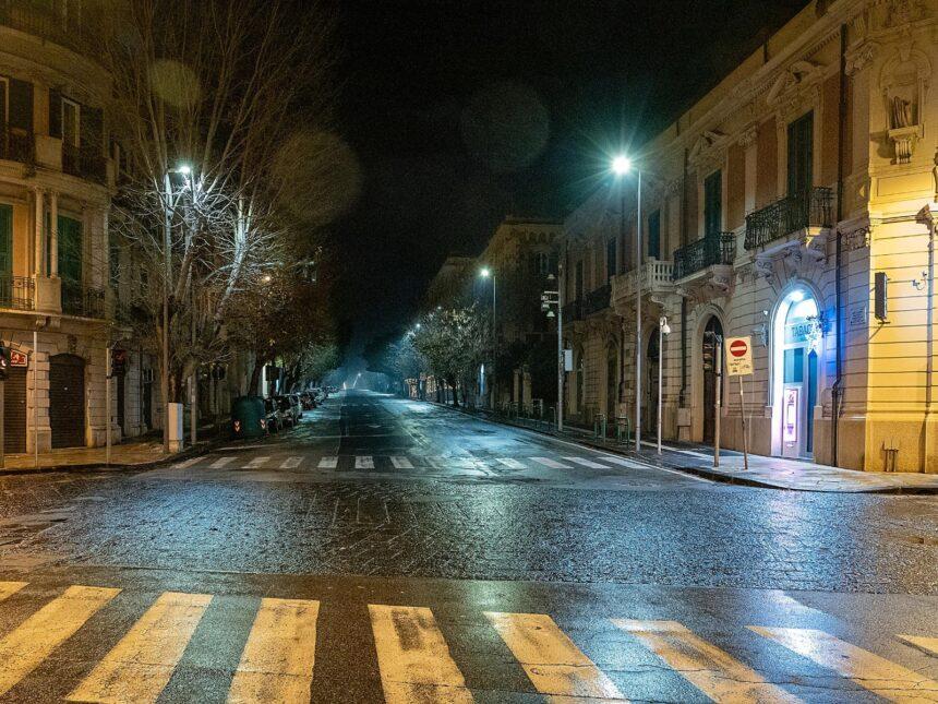MESSINA ZONA ROSSA: ECCO LE RESTRIZIONI FINO AL 31 GENNAIO