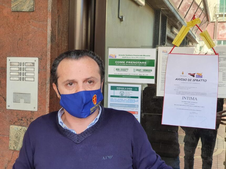 """MESSINA: DAL 18 AL 28 GENNAIO   L'ORDINANZA """"DE LUCA"""""""