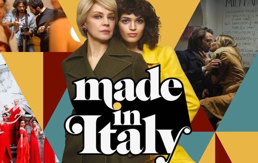 MADE IN ITALY: OGGI IN PRIMA SERATA LA FICTION SULLA MODA ITALIANA