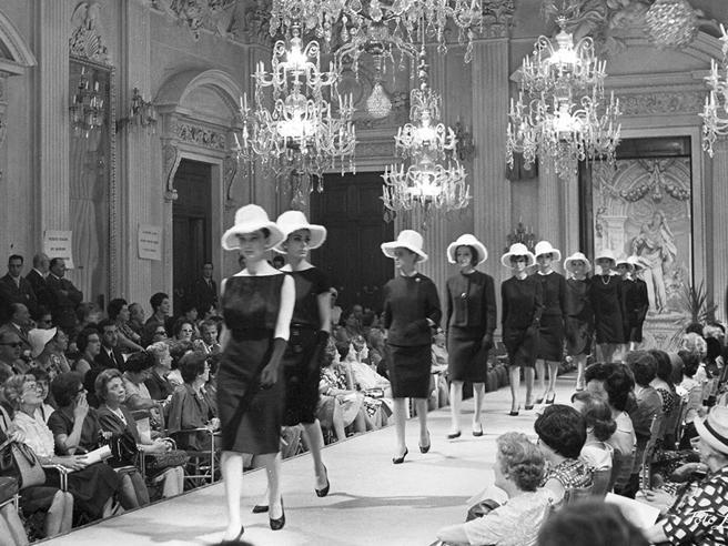 Il MADE IN ITALY COMPIE 70 ANNI: LA PRIMA SFILATA A FIRENZE NEL 1951