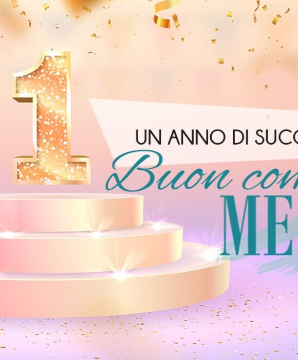 BUON COMPLEANNO ME STYLE!