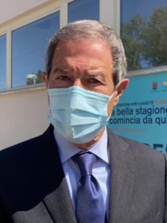 """DA OGGI LA SICILIA E' """"BIANCA"""". STOP AL COPRIFUOCO MUSUMECI CHIEDE PRUDENZA"""