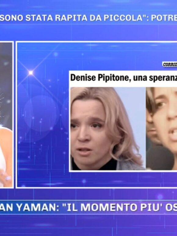 CASO DENISE PIPITONE: LUNEDI' POMERIGGIO 5 POTREBBE SVELARE L'ESITO DEL TEST DEL DNA