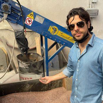 """""""DIAMO NUOVA VITA AI MATERIALI"""": LA GREEN MISSION DI FABIO PICCIONE"""